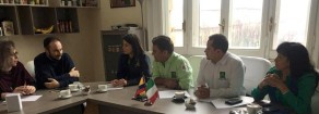 Rifondazione Comunista incontra il Movimento Pais dell'Ecuador