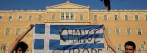Uniti e solidali con la Grecia per cambiare l'Europa