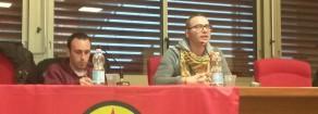 Turchia, Forenza (Altra Europa-Gue/Ngl): «Solidarietà a Massimiliano Voza, rispedito in Italia dalle autorità turche»