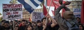 Voltaire non c'entra niente, perché è giusto contestare Matteo Salvini