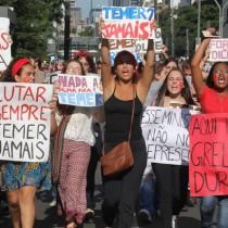 8 marzo in Brasile: mobilitazione delle donne contro riforma della previdenza e governo golpista