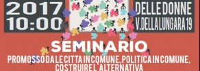 Insieme: davvero. Domenica 19 marzo seminario a Roma