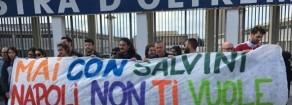 Salvini – Acerbo: «Andrebbe incriminato per propaganda dell'odio razziale»