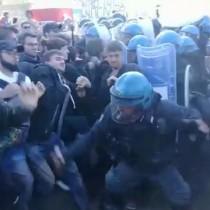No Tap: la polizia arresti i mafiosi invece di pestare chi difende il territorio!