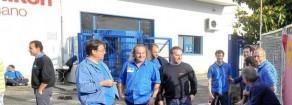 Dopo Torino, Bari: licenziato un  lavoratore dopo l'intervento cardiaco. Diciamo NO alla barbarie!