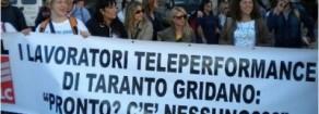 Lavoro, Forenza: «Solidale con le lavoratrici e i lavoratori Teleperformance che hanno manifestato oggi a Taranto»