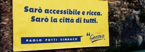 A Genova PRC sostiene Paolo Putti candidato sindaco