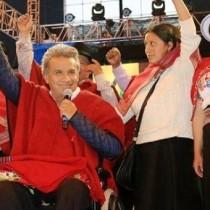 Lenin Moreno, il nuovo presidente dell'Ecuador, ringrazia Rifondazione Comunista