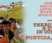 Domani Acerbo e Ferrero a Pontida per ribadire che la Lega è un partito razzista e che come i nazisti negli anni '20 usa la paura per costruire consenso