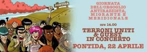 Festival dell'Orgoglio Antirazzista e Migrante. A Pontida, sabato 22 aprile
