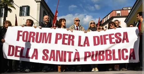 Molise: difendi la sanità pubblica? Ti sospendiamo dal servizio! Solidarietà al dott.Lucio Pastore