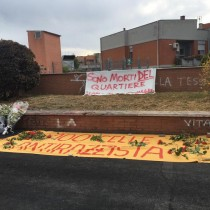 Rogo Centocelle, Prc: «Condoglianze ai famigliari delle vittime e alla comunità Rom. Ennesima tragedia causata da politiche di esclusione ed intolleranza dilaganti»