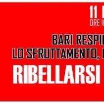 """Domani a Bari """"Daspo al G7!"""", assemblea contro il summit del G7 dell'economia, con Eleonora Forenza e Maurizio Acerbo"""