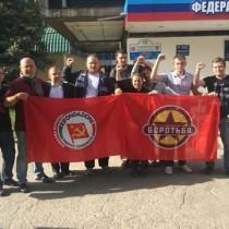 Donbass, Acerbo (Prc): «Orgogliosi per attacchi ricevuti da ambasciata Ucraina, orgogliosi della nostra delegazione, con l'eurodeputata Eleonora Forenza, in questi giorni in Donbass per costruire ponti di pace»
