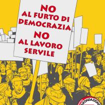 Voucher, Acerbo: «Art.1-Mdp non sia complice della truffa ai danni dei lavoratori e della democrazia»