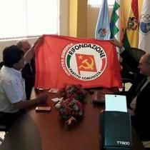 Bolivia, Paolo Ferrero incontra Evo Morales: «Hasta la victoria!»