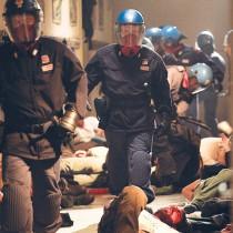 G8 Genova, Acerbo (Prc): «Rientri in polizia sono schiaffo alla democrazia e alle vittime di quella mattanza cilena»
