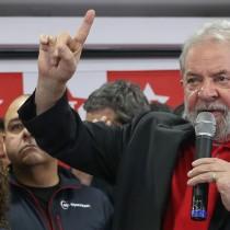 Brasile: il primo discorso di Lula dopo condanna senza prove