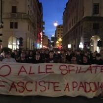 Padova: questura autorizza corteo Forza Nuova e arresta antifascisti