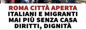 SIAMO TUTT* SGOMBERATI. Sabato 26 manifestazione a Roma