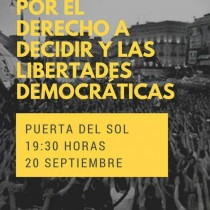 Catalogna: comunicato del Partito Comunista di Spagna