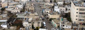 Lacrimogeni ad Hebron sui parlamentari europei