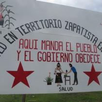 Dal Chiapas con paura e fiducia