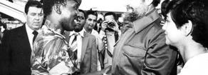 Fidel Castro e Thomas Sankara