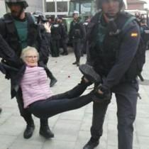 Con il popolo catalano contro la repressione