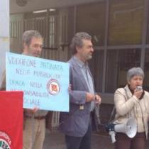 Vodafone Ivrea, Locatelli e Perini (Prc-Se): «Sentenza conferma le ragioni dei lavoratori. Trasferimenti illegittimi!»