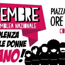 25 novembre, tutte e tutti in piazza contro la violenza maschile sulle donne