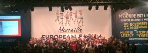 A Marsiglia per un'Europa alternativa: un passo fondamentale per costruire alleanze progressiste