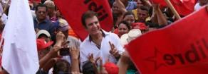 Contro i brogli elettorali in Honduras