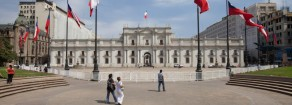 Cile: la Moneda senza inquilino