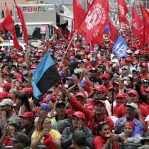 No alle sanzioni ue contro il venezuela bolivariano !