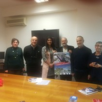 Rifondazione incontra la portavoce di Hambastagi, (Partito della Solidarietà), che si batte per la pace e la giustizia in Afghanistan