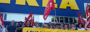 Sciopero Ikea del 15 dicembre, Rifondazione comunista è con le lavoratrici e i lavoratori