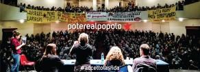 Elezioni, Forenza: «Potere al popolo è una ripartenza nel presente e una speranza per il futuro»