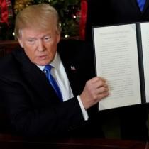 Trump sta facendo un enorme errore su Gerusalemme