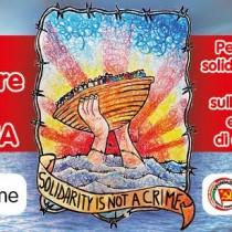 """""""Solidarity is not a crime"""": due giorni a Catania con la Sinistra Europea, le opposizioni nel Mediterraneo, il mondo antirazzista, contro la Fortezza Europa"""