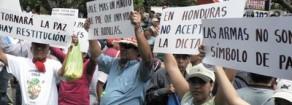 Nessuna alleanza con il governo golpista dell'Honduras
