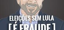 La quarta carovana dell'ex presidente Luiz Inácio Lula da Silva