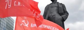 Donetsk, auguri ai compagni del sito wpered.su per il secondo anno di attività