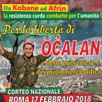 Domani in piazza con la comunità curda #DefendAfrin