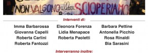 """Domani, sabato 10 marzo, a Roma, convegno GUE """"Dopo lo sciopero femminista: lavoro, reddito, autodeterminazione"""""""