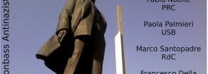 Incontro sul Donbass, lunedì 12 marzo a Roma