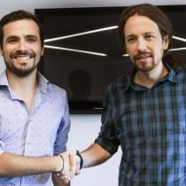 Pablo Iglesias e Alberto Garzon: Unità per trasformare e vincere