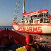 ONG – Liberata la Open Arms, Prc: «Buona notizia. Dissequestro suona come condanna per politicanti italiani e europei»