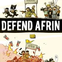 Difendiamo Afrin. Mobilitazione in tutta Italia