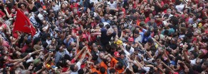 Lula è un prigioniero politico. Martedì 10 aprile flash-mob a Roma